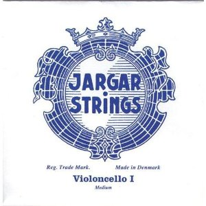 Jargar Superior Cello D String
